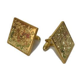 Manžetové gombíky sv. Juraj a drak