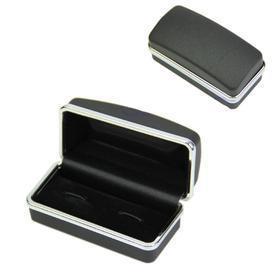 Krabička na manžetové gombíky plastová