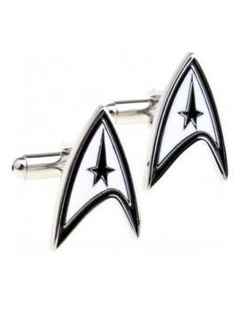 Manžetové gombíky Star Trek