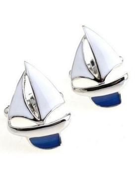 Manžetové gombíky yachting