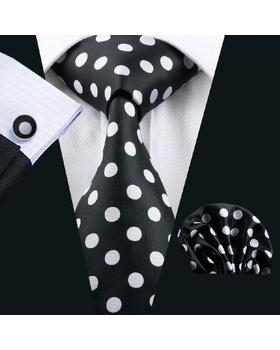 Manžetové gombíky s kravatou Artemis