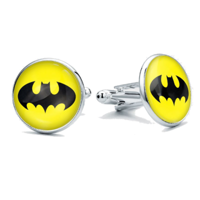 Manžetové gombíky batman comics - 1