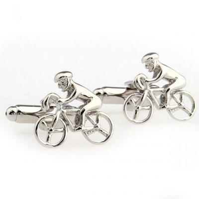 Manžetové gombíky Bikes