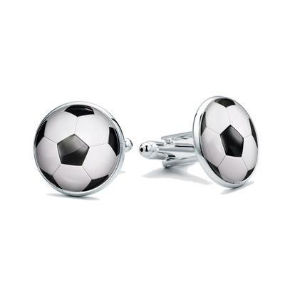 Manžetové gombíky Fotbalová lopta - 1