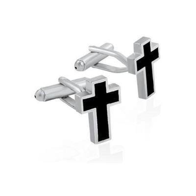 Manžetové gombíky kresťanský kríž