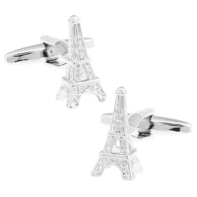 Manžetové gombíky Eiffelova veža (Eiffelovka)