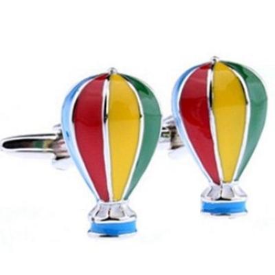 Manžetové gombíky lietajúci balón