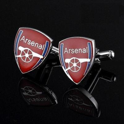 Manžetové gombíky Arsenal
