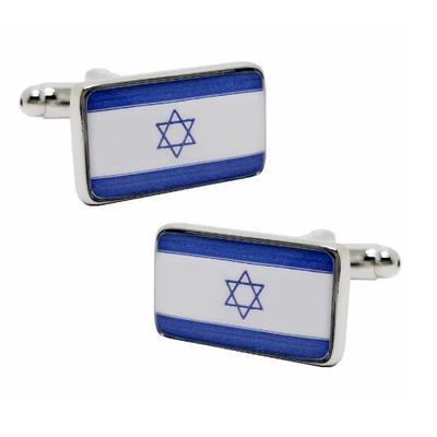 Manžetové gombíky Izrael