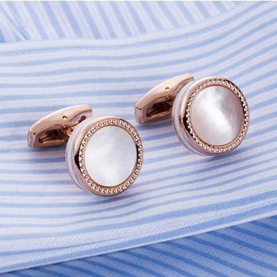 Manžetové gombíky perleť