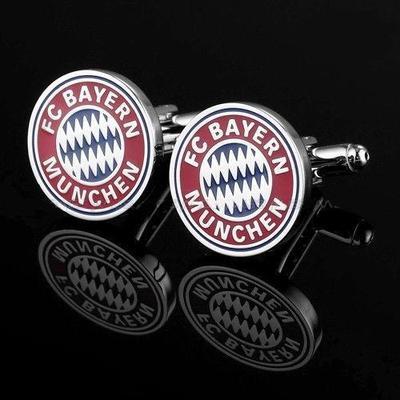 Manžetové gombíky - Futbalový klub Bayern Munchen