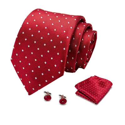 Manžetové gombíky s kravatou Niké