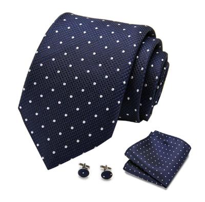 Manžetové gombíky s kravatou Thanatos 5