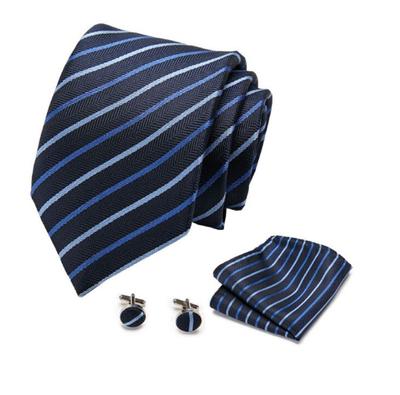 Manžetové gombíky s kravatou Zeus