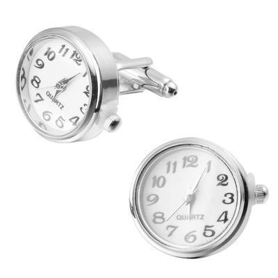 Manžetové gombíky hodinky