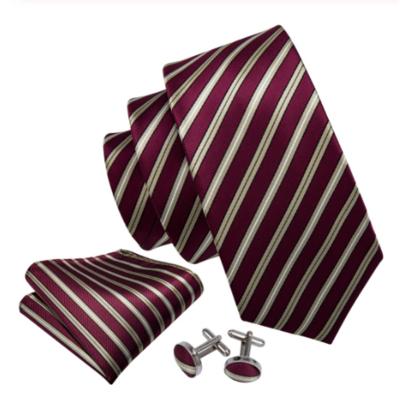 Manžetové gombičky s kravatou Peithó