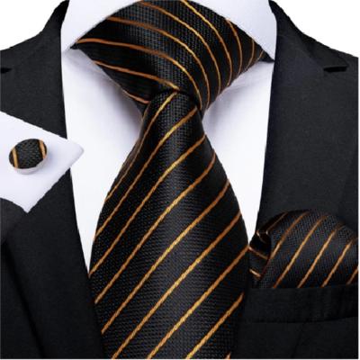 Manžetové gombíky s kravatou Theia