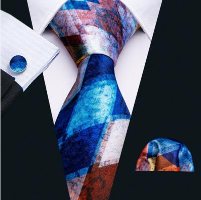 Manžetové gombíky s kravatou Plútós - 1