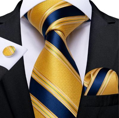 Manžetové gombíky s kravatou Erinye
