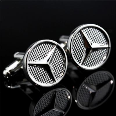 Mercedes Benz manžetové gombíky