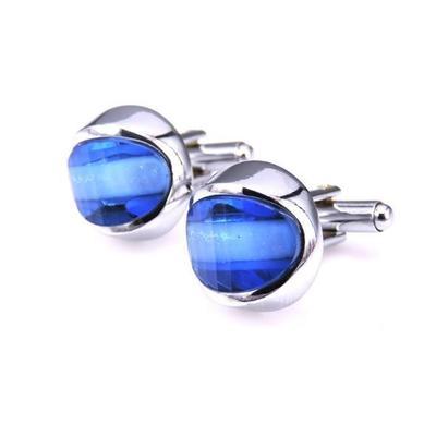 Manžetové gombíky modré oko