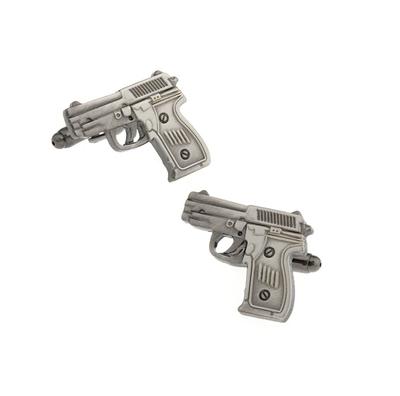 Manžetové gombíky pištole