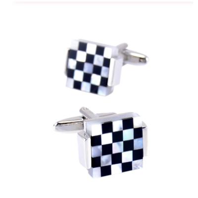 Manžetové gombíky perleťová mozaika