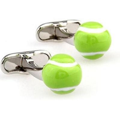 Manžetové gombíky pre tenistov