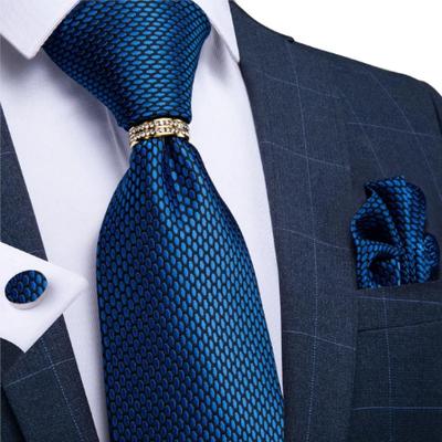 Manžetové gombíky s kravatou Thanatos