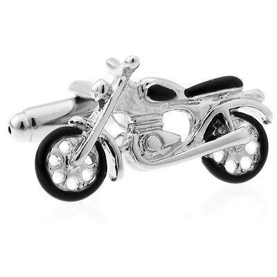 Manžetové gombíky motorka - 2