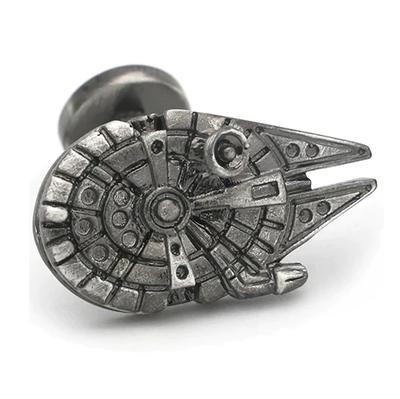 Manžetové gombíky Millennium Falcon Star Wars - 2