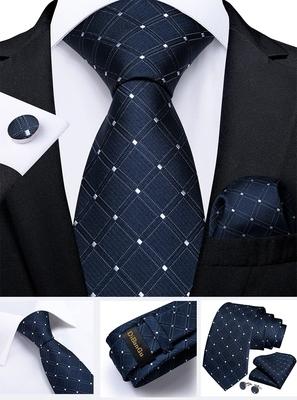 Manžetové gombíky s kravatou Marsyas - 2
