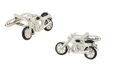 Manžetové gombíky motorka - 3