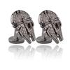 Manžetové gombíky Millennium Falcon Star Wars - 3/3